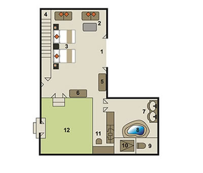 Two-bedroom-upstairs
